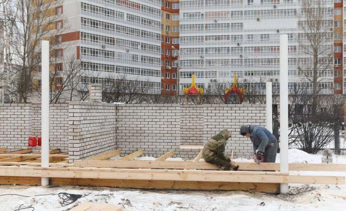 В Нижнем Новгороде откроют новый детский сайт