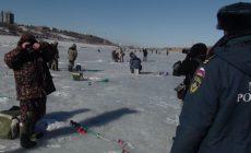 В Нижнем Новгороде рыбаки начали выходить на еще неокрепший лед